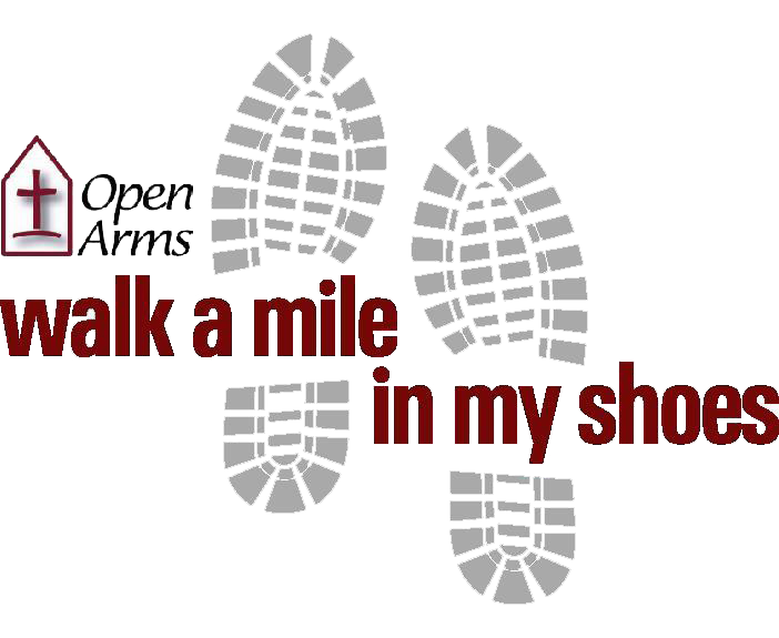 Open Arms - Walk a Mile in My Shoes